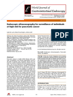 Endoscopic ultrasonography for surveillance of individuals at high risk for pancreatic cancer.pdf