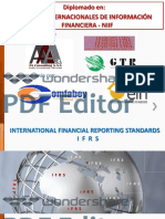 Instrumentos Financieros NIC 32,39, NIIF 9,7