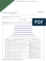 Tabelas de Códigos de Falhas - Dicas Técnicas - Funções Do Pc-scan