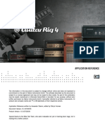 Guitar Rig 4 Manual English