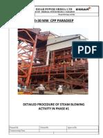 steam blowing Procedure Unit-1 Paradeep.docx