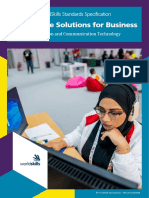 WSC2019 WSSS09 IT Software Solutions for Business