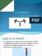 EL DRONE.ppt