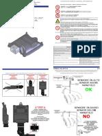 616000212 (Kit Inj. Mp32 4cyl Press.sens.025 Alex)