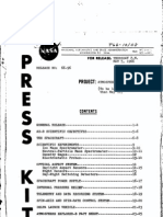 Atmosphere Explorer-B Press Kit