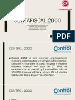 CONTAFISCAL 2000
