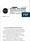 Atmospheric Structure Satellite S-6 Press Kit