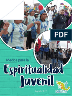 Espiritualidad Juvenil