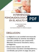 Intervencion Fonoaudiologica Disfagia en El Adulto Mayor