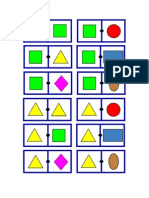 Dominó Geométrico