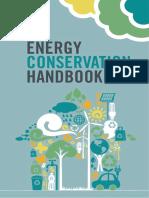 Handbook Conservación de la Energía