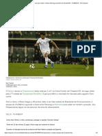 Santos Vence Com Gol Contra e Retoma Liderança Provisória Do Brasileirão - 31-08-2019 - UOL Esporte