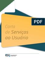 Carta de Servicos Ao Usuario