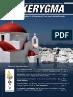Florian Slate - KERYGMA - Issues in Modern Christianity
