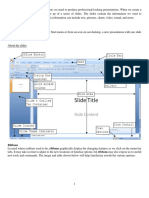 Microsoft PowerPoint- Basics