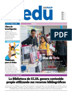 PuntoEdu Año 15, número 480 (2019)