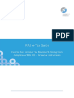 Etaxguide CIT FRS 109 Tax Treatment