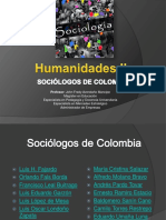 1. SOCIOLOGOS COLOMBIANOS