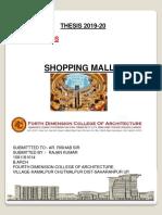 Site Analysis Mall