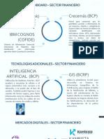 Dashboard Sector Financiero