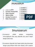 imunoserum