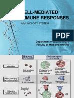Cell-mediated Immune Responses