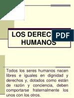 Derechos Humanos Charla TES 2018