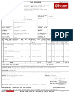 AtHome Invoice