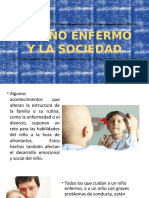 El Niño Enfermo y La Sociedad