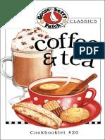 Coffee & Tea Cookbook.epub