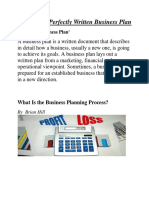 Business Plan -2