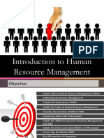 Human Resource Management (Preeti)