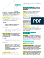 Psych Development of Life Stages 1