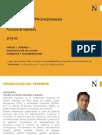 Presentación PPP Semana 1