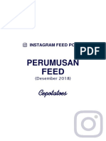 Perumusan Feed Desember 2018