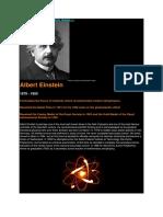 Albert Einstine