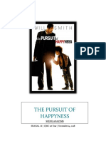 The Pursuit of Happyness Scene Analysis