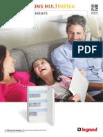 Legrand Guide Choix Coffrets Communication