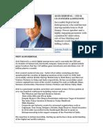 Alok Kejriwal – CEO Games2win-Speaker and Presenter Profile.docx