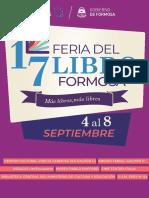 FERIA DEL LIBRO FORMOSA