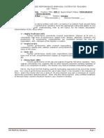 Form 1 CB PAST (Teacher I)