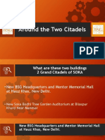 Around the two Citadels