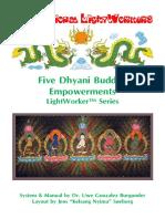 Five Dhyani Buddhas