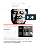 Cotidianul.ro-marele Mut Transformat În Marele Invizibil
