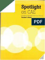 Spotlight Cae Tb