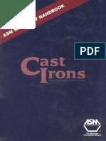 ASM - Specialty Handbook, Cast Irons