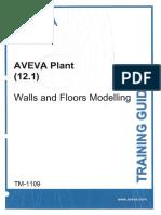 364309062 TM 1109 Aveva Walls Floors Modelling Rev 3 PDF