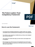 UK School Leadership Competency Framework