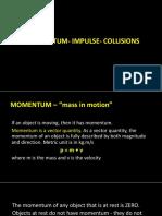 Momentum Impulse Collision