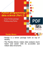 DS100 2 Online Lecture Python for Data Science 1 (Revised)